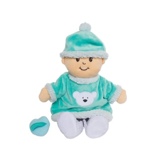 Manhattan Toy Wee Baby Stella Snow Day 12-inch Soft Baby Doll
