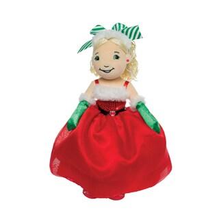Manhattan Toy Groovy Girls Christmas Belle Holiday Fashion Doll