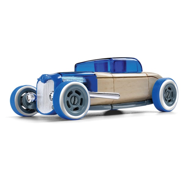 Automoblox Mini Hr-3 Multicolor Beechwood Rat Rod