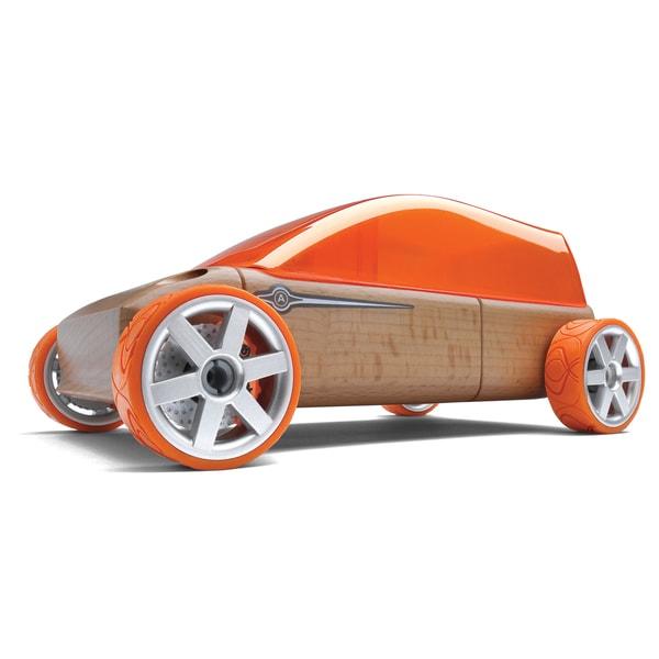 Automoblox M9 Orange Wood Sportvan