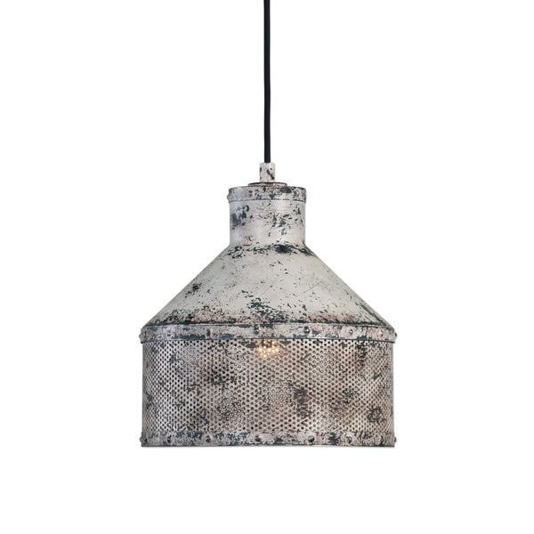 Uttermost Granaio 1 Light Rustic Pendant