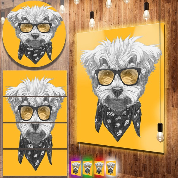 Awesome Poodle Wall Art Contemporary - Wall Art Design ...
