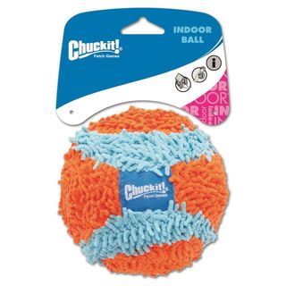 Petmate Chuckit Indoor Ball Dog Toy