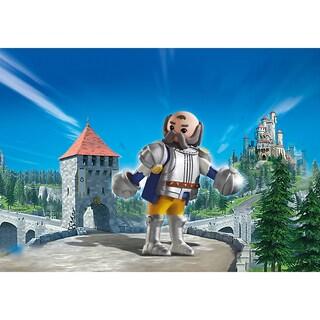 PlayMobil Super 4 Royal Guard Sir Ulf Multicolor Plastic Figure