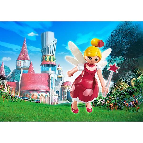 PlayMobil PM6689 Super 4 Fairy Lorella Figure