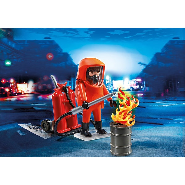 PlayMobil PM5367 Special Forces Firefighter