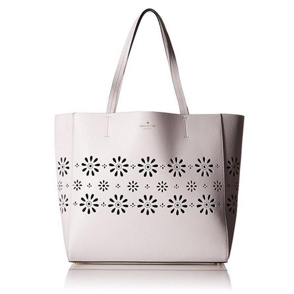 8bdceb8c02a7 Shop Kate Spade New York Faye Drive Hallie Bright White Tote Bag ...