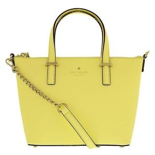 Kate Spade Cedar Street Harmony Lemonade Crossbody Handbag