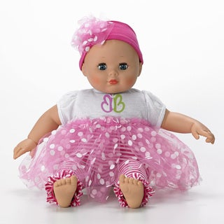 Madame Alexander 'Babble Baby' Little Sister Baby Doll