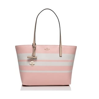 Kate Spade New York Hawthorne Lane Ryan Urchin Pink/Cement Tote Bag