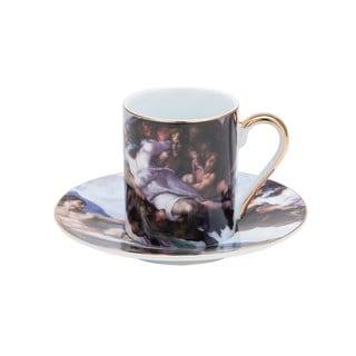 Tea Coffee Cup and Saucer 12-piece Set