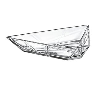 Majestic Gifts Quality Clear Glass 8.25-inch Bowl (Set of 2)
