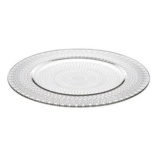 Majestic Gifts Quality Glass 12-inch Charger Plate