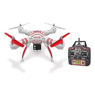 Wraith SPY Drone 4.5 Channel 1080p HD Video Camera 2.4GHz RC Quadcopter https://ak1.ostkcdn.com/images/products/13623669/P20294263.jpg?impolicy=medium