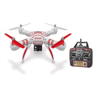 Link to Wraith SPY Drone 4.5 Channel 1080p HD Video Camera 2.4GHz RC Quadcopter Similar Items in Outdoor Play