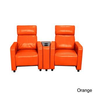 LYKE Home 2-seat Club Chair Recliner