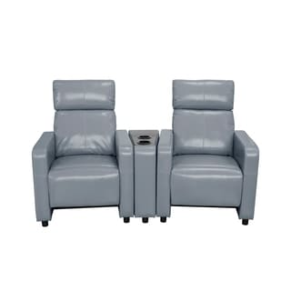 LYKE Home 2-seat Club Chair Recliner