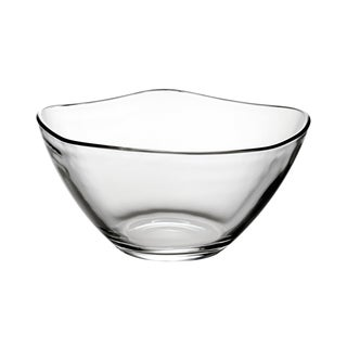 Majestic Gifts Clear Glass 9.4-inch Bowl