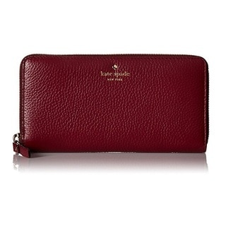 Kate Spade Cobble Hill Lacey Merlot Wallet