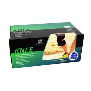 Hot and Cold Knee Contouring Gel Pack