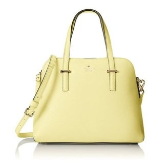 Kate Spade Cedar Street Maise Lemonade Satchel Handbag