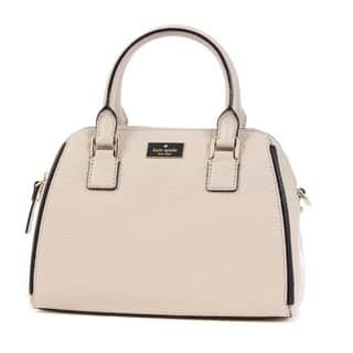 Kate Spade New York Pippa Small Crisp Linen Satchel Handbag|https://ak1.ostkcdn.com/images/products/13623768/P20294326.jpg?impolicy=medium