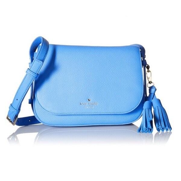 Kate Spade Orchard Street Penelope Alice Blue Crossbody Handbag