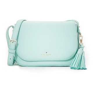 Kate Spade Orchard Street Penelope Grace Blue Crossbody Handbag