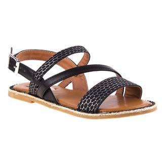 Nanette Lepore Girls' Polyurethane Sandals