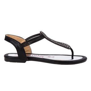 Kensie Girl Polyurethane Thong Sandal