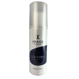 Image Skincare Clear Cell Medicated 4-ounce Acne Scrub