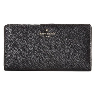 Kate Spade Cobble Hill Stacy Black Wallet