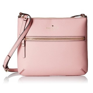 Kate Spade New York Cedar Street Tenley Pink Bonnet Crossbody Handbag
