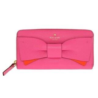Kate Spade Eden Lane Lacey Tulip Pink Wallet