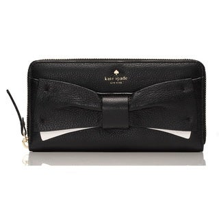Kate Spade Eden Lane Lacey Black Wallet