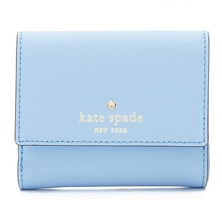 Kate Spade New York Cedar Street Tavy Sky Blue Wallet