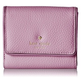 Kate Spade New York Cobble Hill Tavy Rum Raisin/dark Mahogany Wallet