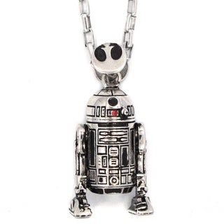 Han Cholo Star Wars R2D2 Stainless Steel Pendant