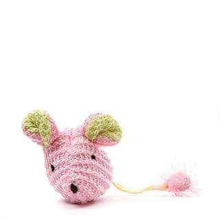 Our Pets Wee Pinkie Mouse Cat Toy|https://ak1.ostkcdn.com/images/products/13631418/P20302243.jpg?impolicy=medium