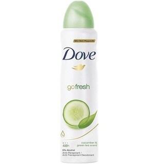 Dove Go Fresh Cucumber 5-ounce Antiperspirant Spray Deodorant