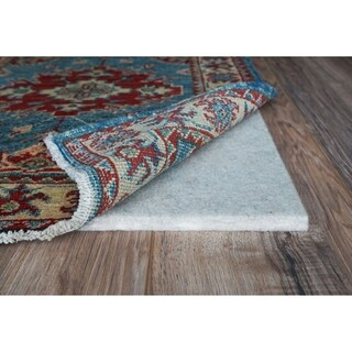 "Eco Plush 1/2"" Luxury Felt Rug Pad, Safe for All Floors, by Rug Pad USA, 4ft. 9in. x 7ft. 9in."