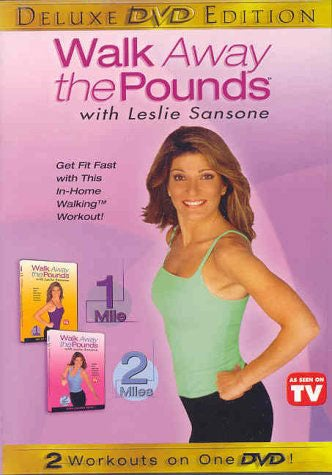 Walk Away the Pounds: Get Up And Get (DVD)