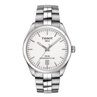 Tissot Men's PR 100 Automatic Watch|https://ak1.ostkcdn.com/images/products/13678299/P20343121.jpg?impolicy=medium