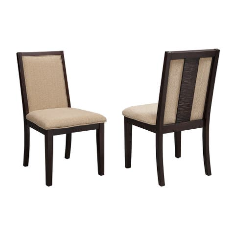 Alpine Tucson Dining Chairs (Set of 2)