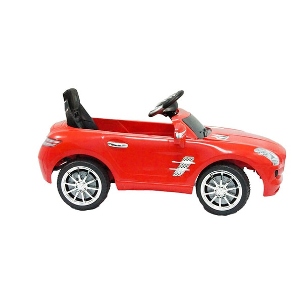 Best Ride On Cars Mercedes SLS Red 6V Electric Car
