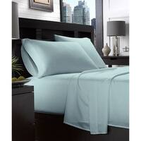 Embrodary 1800 Series Double-Brushed Luxury Ultra Soft 4-piece Bed Sheet Set