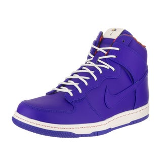 Nike Men's Dunk Ultra Blue Leather Casual Shoes