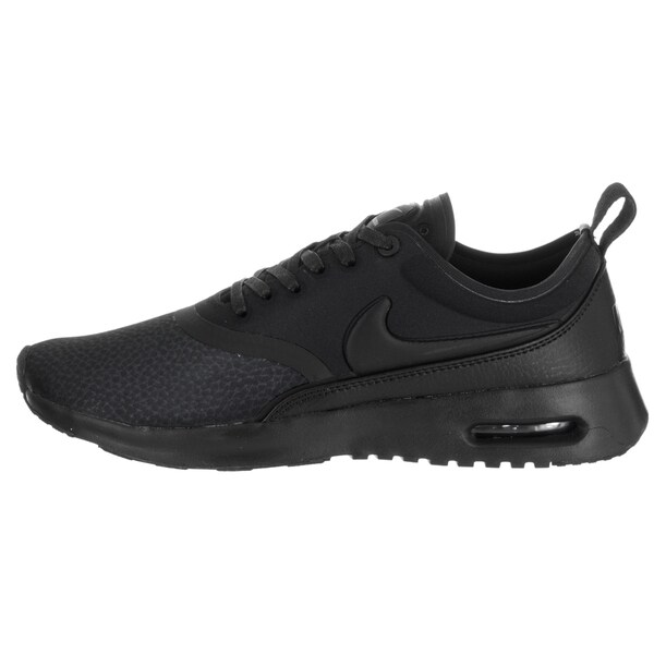Shop Nike Women's Air Max Thea Ultra Premium Black and Cool
