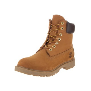 Timberland Men's Wheat Nubuck Basic Boot