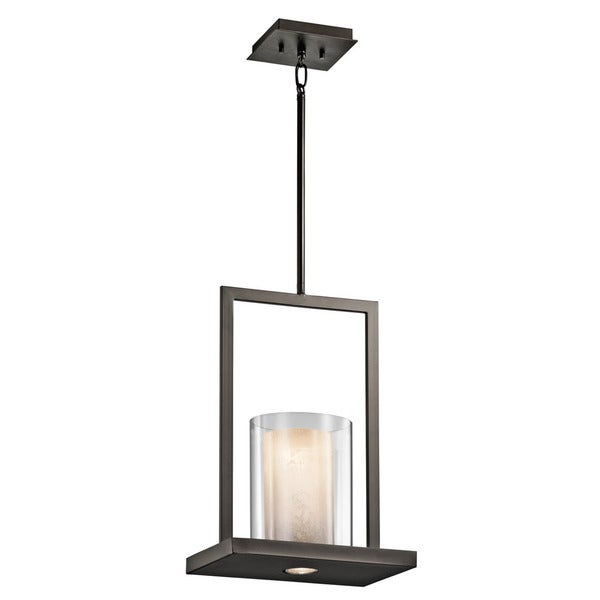 Kichler Lighting Triad Collection 1-light Olde Bronze Pendant